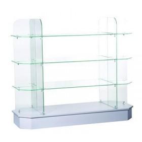 CONTOUR Glas Display Gondel - 1600mm
