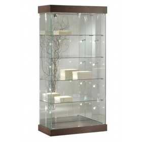 Full Glass 1000mm Fashion Display Cabinet