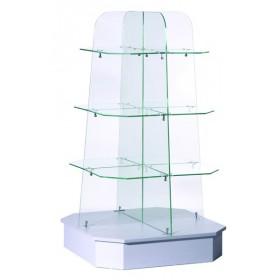 STANTON Glas Display Gondel - 800mm
